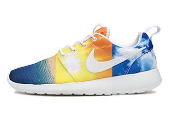 Nike Roshe Run Abc Mart Exclusive Summer Print Pack Thumb