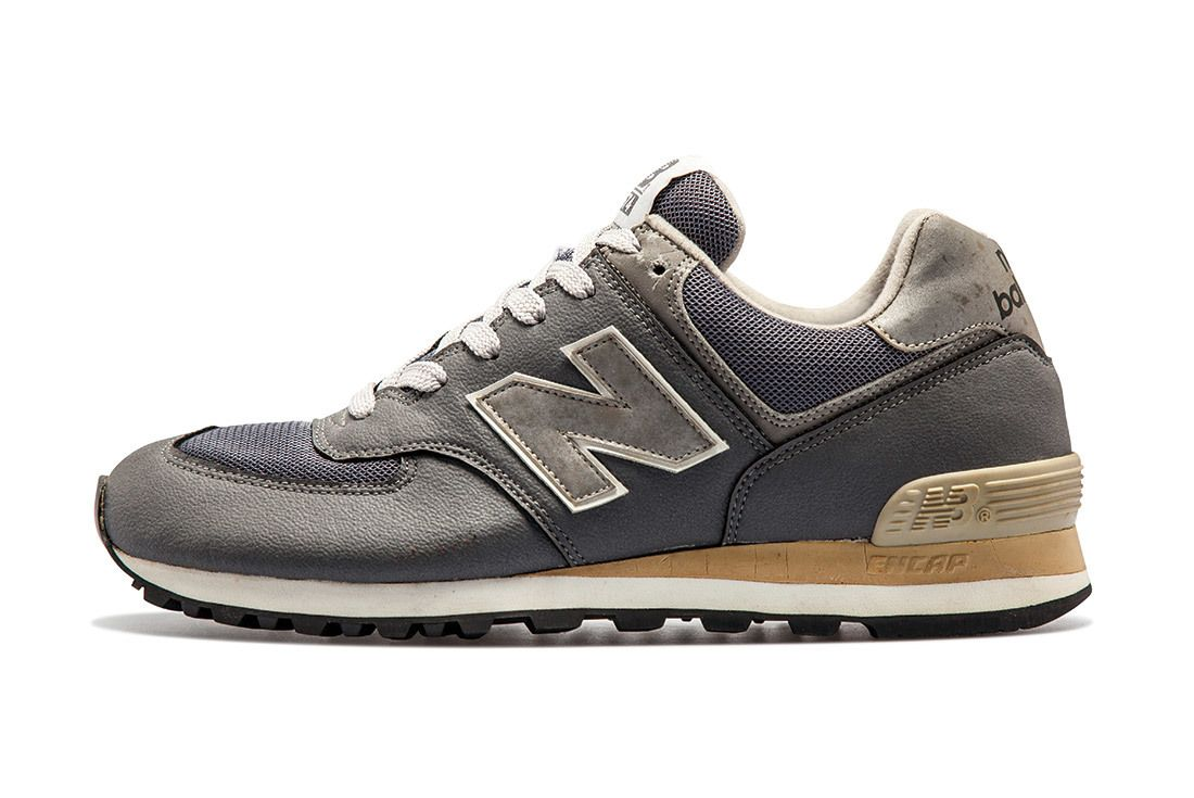 New Balance Grey 574 Ceracom 1