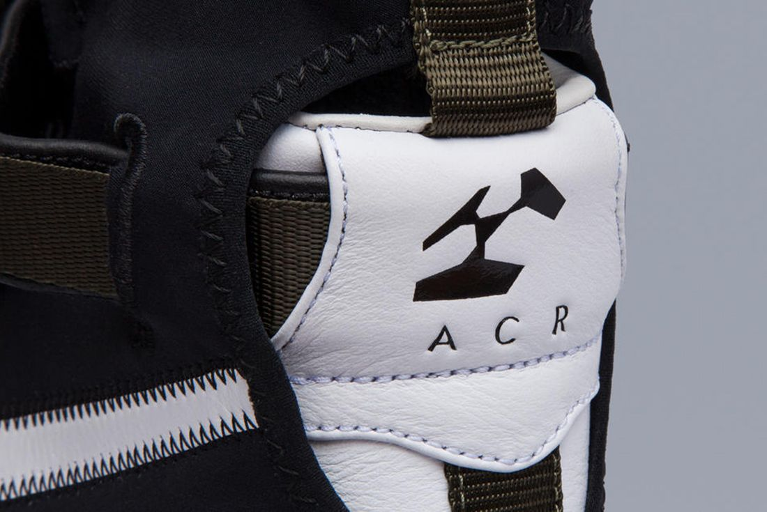 Acronym X Nike Air Force 1 Downtown12