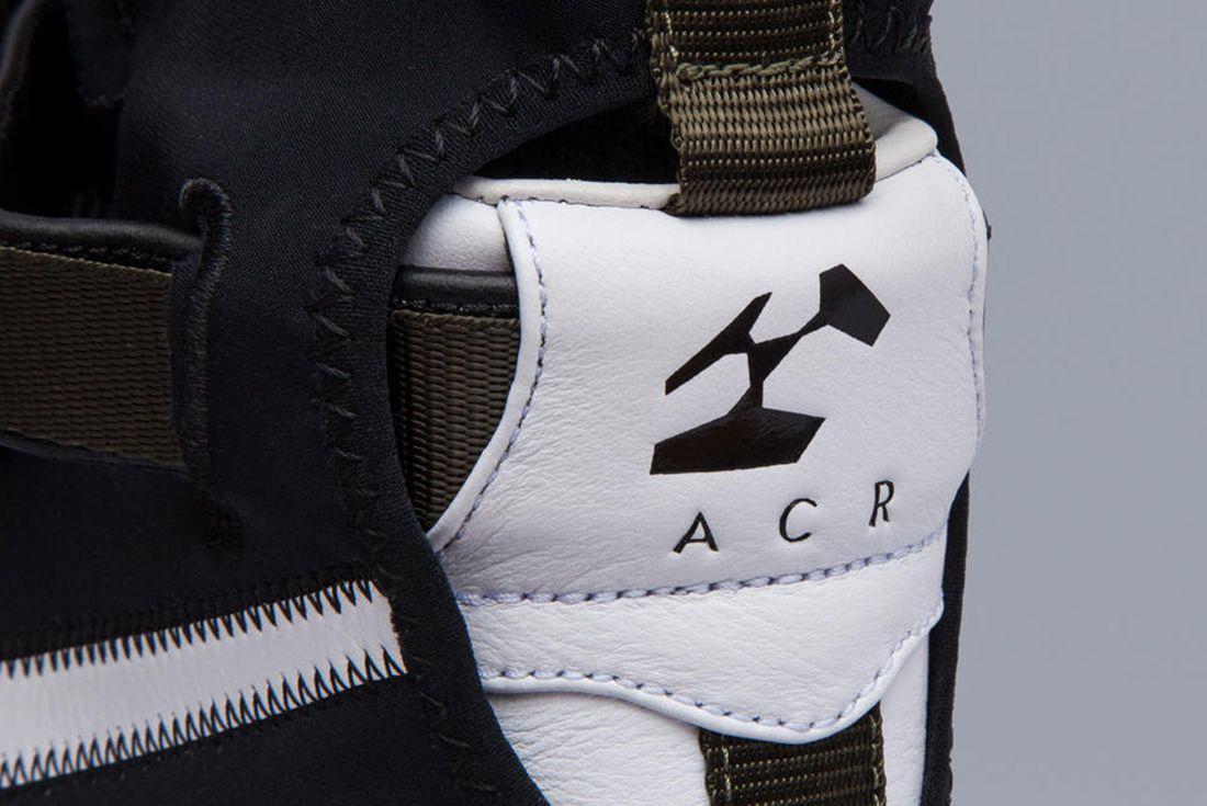 Acronym X Nike Air Force 1 Downtown12