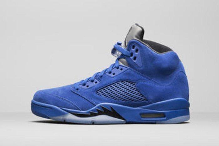 Jordan Brand Officially Reveal Five New Air Jordan 5S3