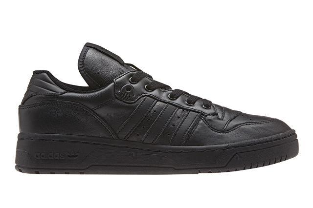 Adidas Rivalry Lo Black 1