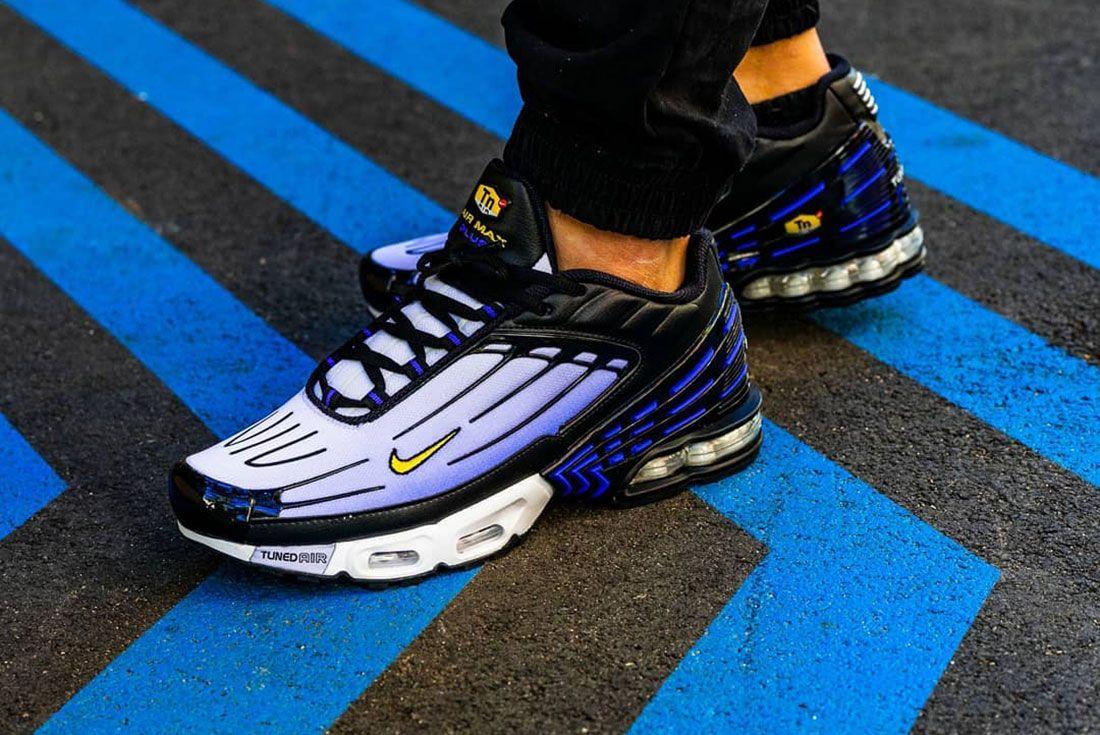 Rom1Lsdls Nike Air Max Plus Iii On Foot