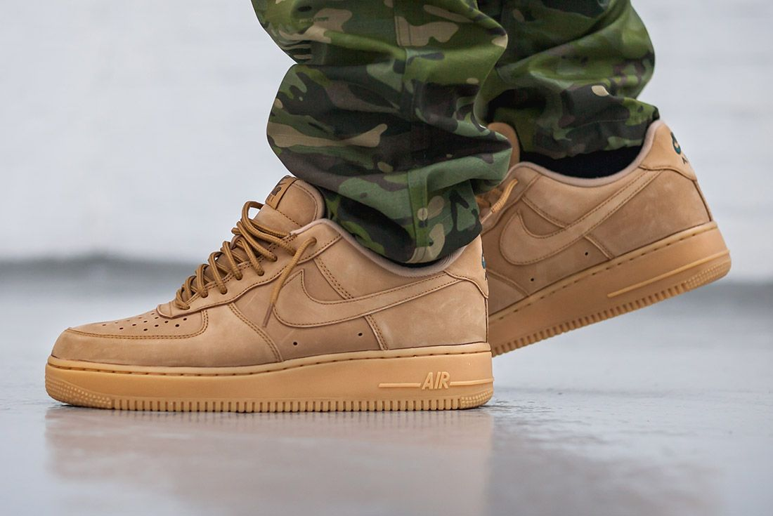 Nike Air Force 1 07 Low Flax Wheat 3