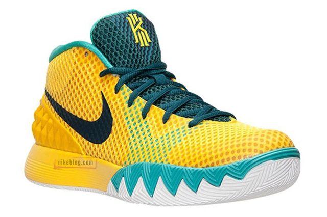 Nike Kyrie 1 Tour Yellow 3