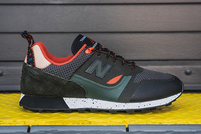 New Balance Trailbuster Reengineered Green 2