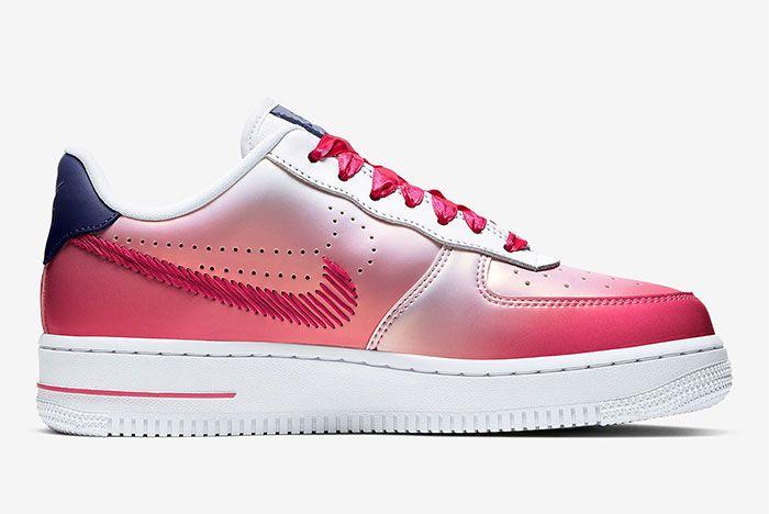 Nike Air Force 1 Kay Yow Right