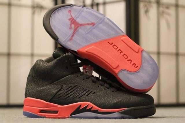 Air Jordan 3 Lab 5 Infrared 1
