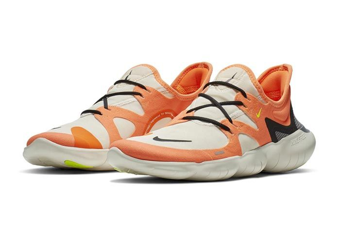Nike Free Run 5 0 2019 Orange Pair