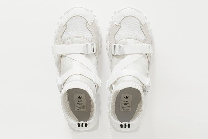 Hyke Adidas Seeulater White 2