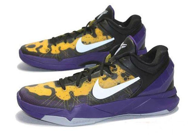 Kobe Vii Poison Dart Lakers 8 1