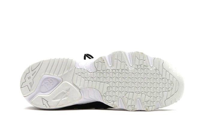 Asics Gel Mai Knit Mt Sock Black White 2