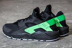 Nike Air Huarache Run Poison Green Thumb