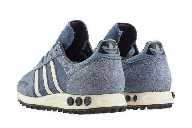 Adidas La Trainer Slate Metallic Silver 1