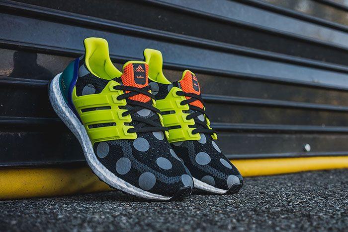 Kolor X Adidas Boost Pack 5