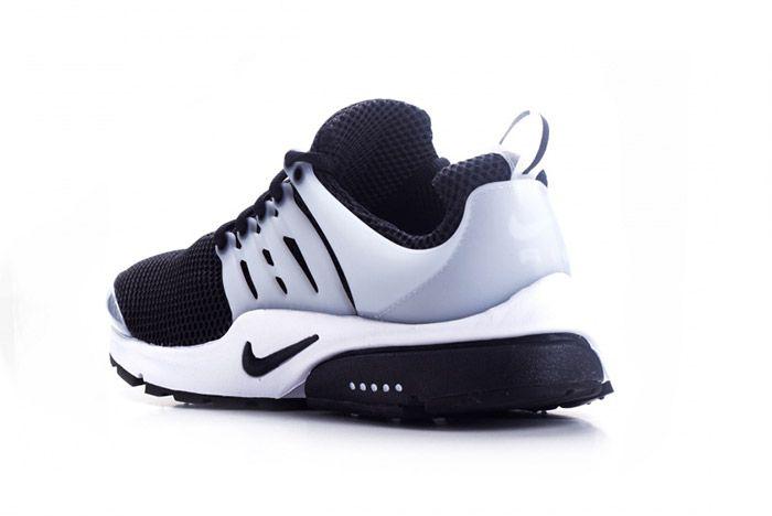Nike Air Presto Tuxedo Black White 4