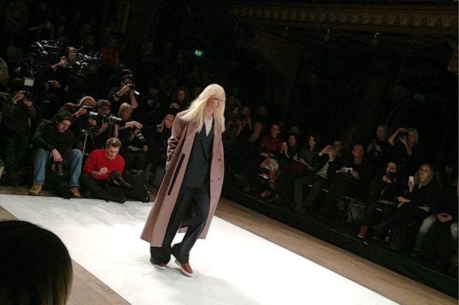 Carin Wester Fashion Show 1