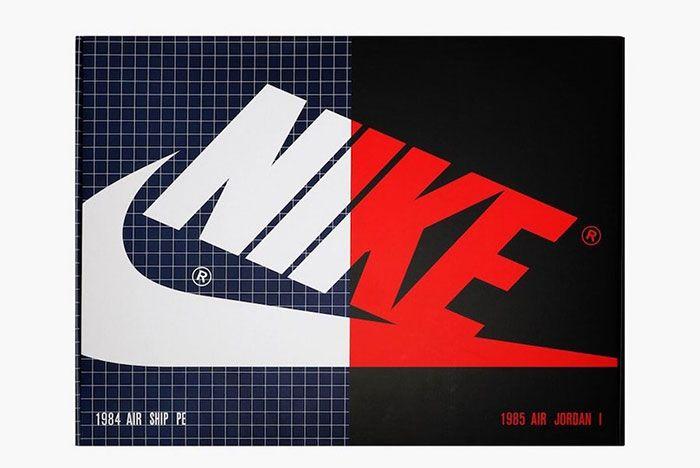 Nike Air Ship Air Jordan 1 New Beginnings Pack Ct6252 900 Box