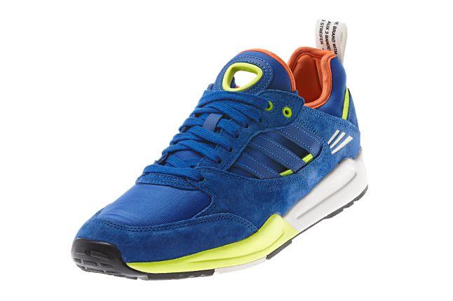 Adidas Originals Tech Super 2 0 True Blue Angle