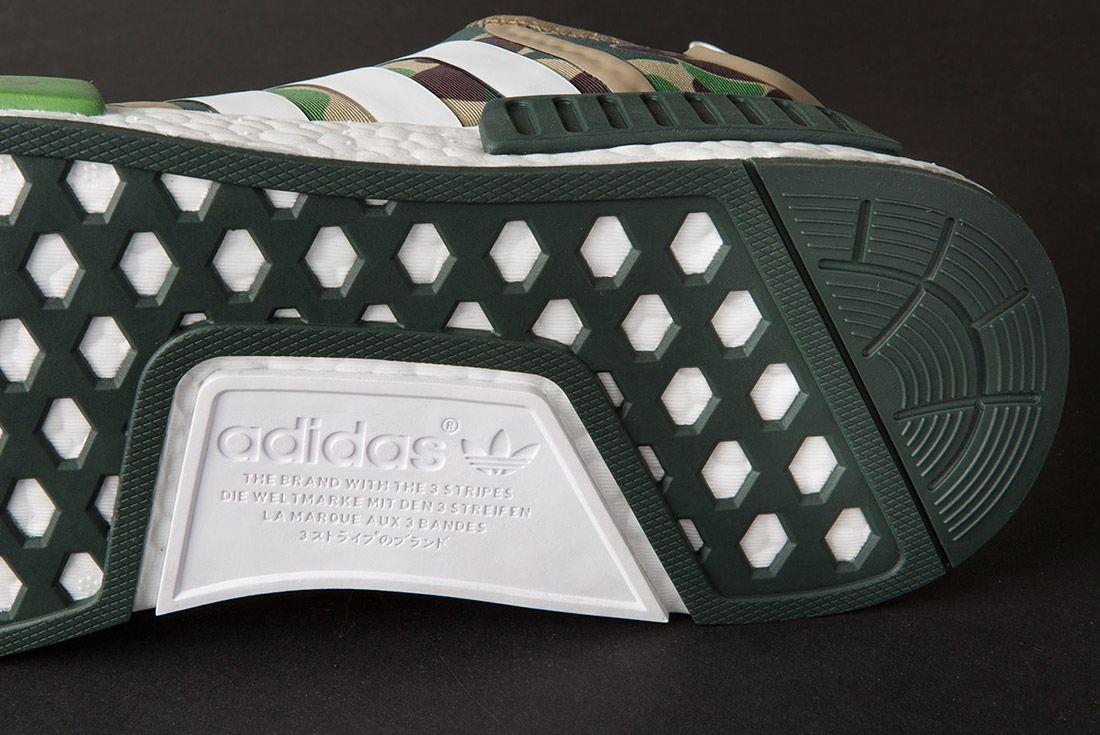 Bape Adidas Nmd 1 St Camo Olive 3