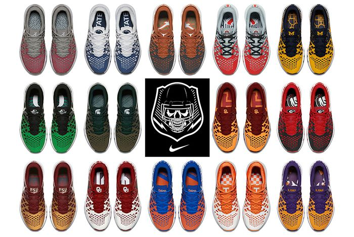 Nike Train Speed 4 Week Zero College Collection