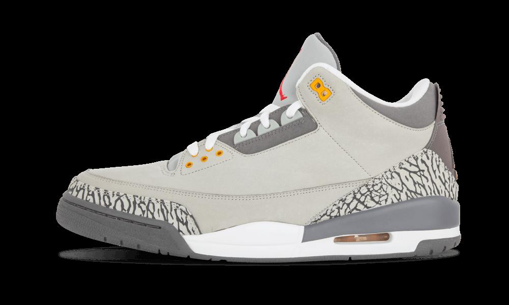 Air Jordan 3 Cool Grey Right