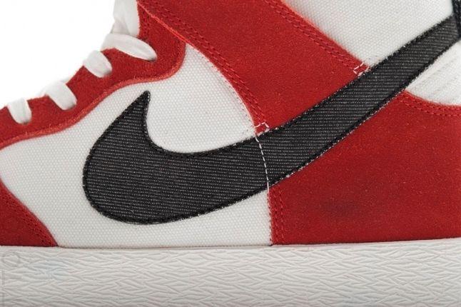 Nike Dunk High Ac Detail 1