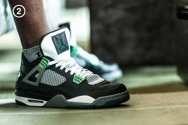 Six Kicks 2 Q Favourite Brand Jordans 1