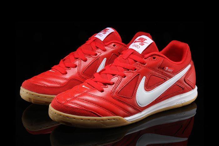 Nike Sb Gato Red Pair