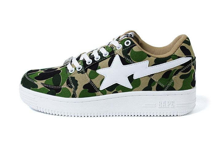 A Bathing Ape Abc Camo Bape Sta 4