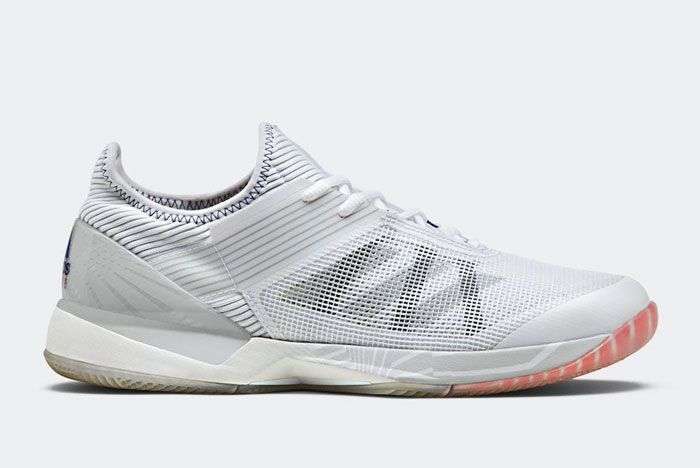 Adidas Palace Ubersonic White Lateral Side