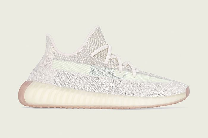 Adidas Yeezy Boost V2 Citrin Non Reflective Fw5318 Fw3042 Release Date Lateral