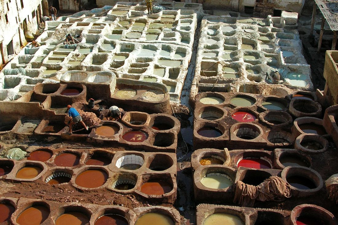 Material Matters Fez Shoe