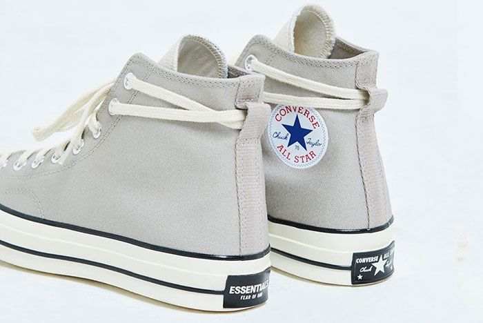 Fear Of God Essentials Converse Chuck 70 Release Date 1Official