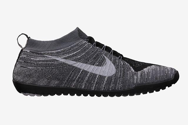 Nike Free Hyperfeel Black Wolf Grey2