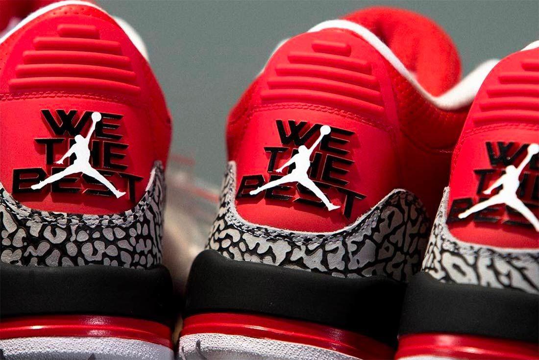 Dj Khaled X Air Jordan 3 Grateful 6