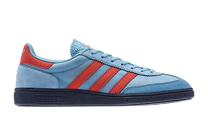Adidas Spezial Gt Manchester Blue Red 2