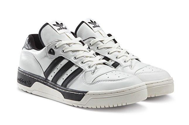 Adidas Originals Rivalry Pack Low Wht Black Hero 1
