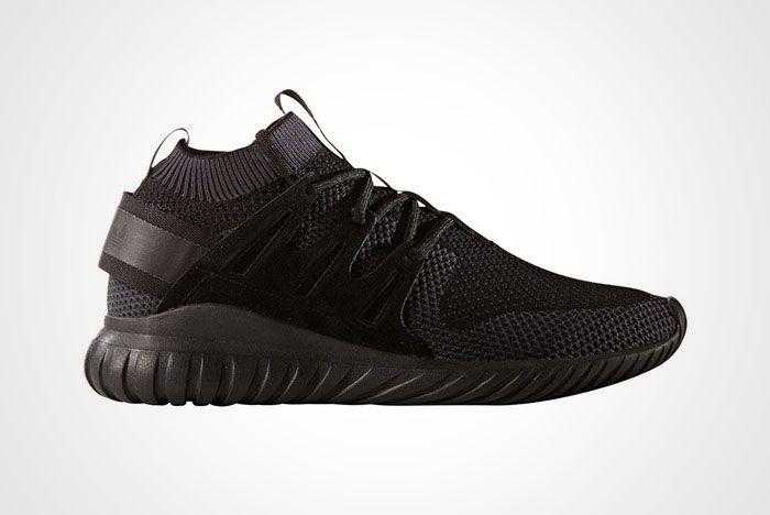 Adidas Tubular Nova Primeknit Triple Black Thumb