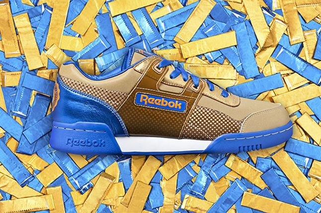 Limited Edt Reebok Workout 1 1