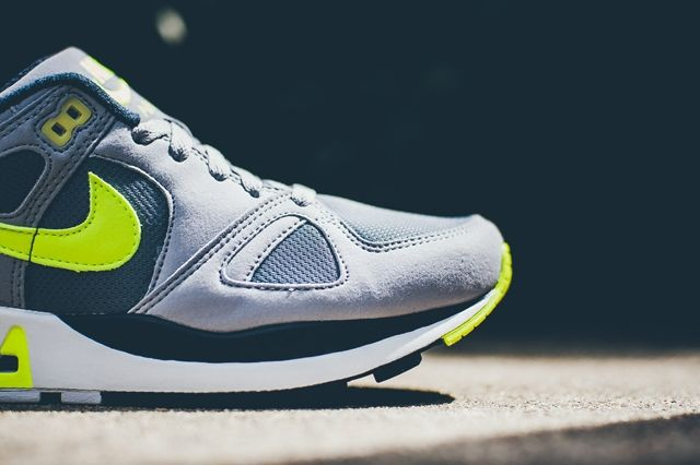 Nike Air Stab Cool Grey Volt 1
