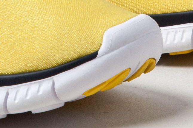 Nike Free Sockracer Yel Toe 1
