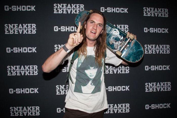 Sneaker Freaker G Shock Launch 16