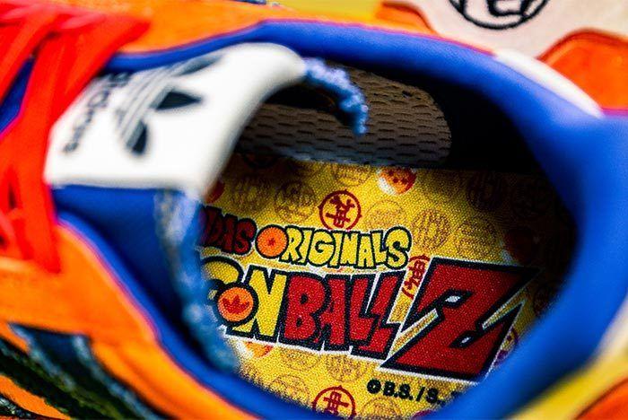 Adidas D97046 Zx500 Dragonball Z Son Goku 10