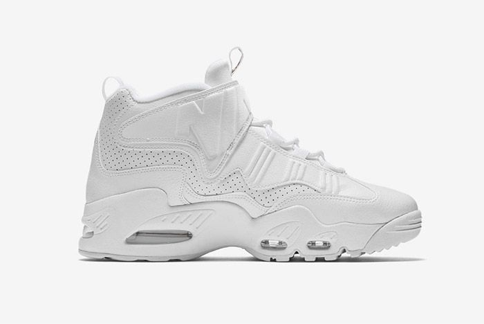 Nike Air Griffey Max Inductkid White 6