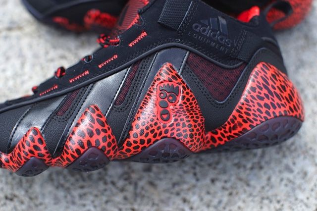 Adidas Eqt Key Trainer Bad Attitude 1