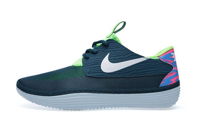 Nike Solarsoft Moccassin Tropical Camo 2