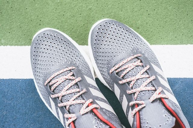 Adidas Primeknit Pureboost Grey 6