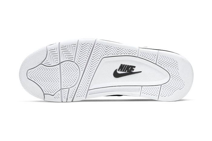 Nike Air Flight 89 Black White Cu4833 015 Release Date Outsole