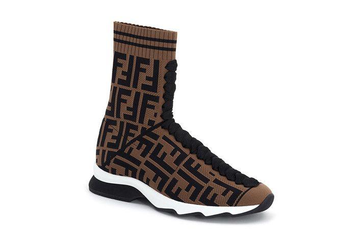 Fendi Footwear Rockoko 1